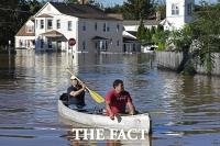 美 북동부 강타한 허리케인 '아이다'…기록적인 폭우로 40여 명 사망 [TF사진관]