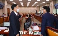 '尹 고발 사주 의혹' 법사위 여야 공방 [TF사진관]