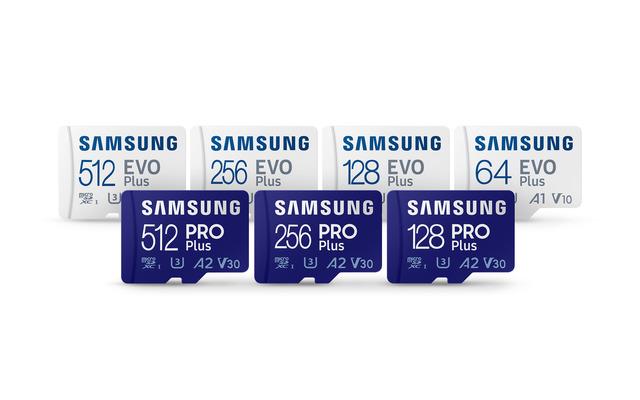 삼성전자, 마이크로 SD카드 신제품 출시…최대 1.6배 빨라져