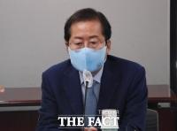 홍준표, 윤석열 '고발사주' 의혹에