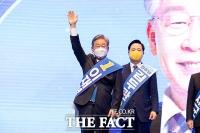 TK 깃발 꽂은 이재명, 파죽의 3연승…누적 득표율 53.88%