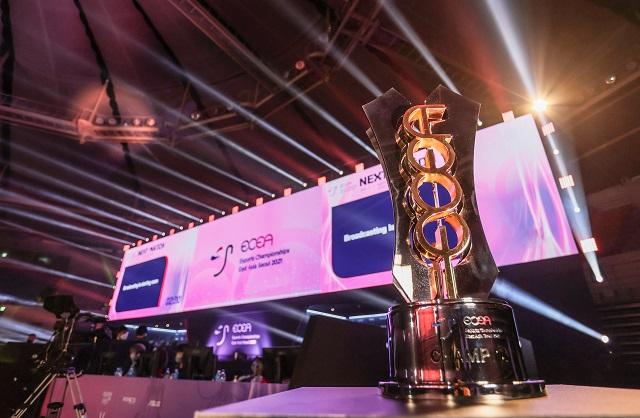 한국, 종합 2위로 '2021 韓中日 이스포츠 대회' 마감