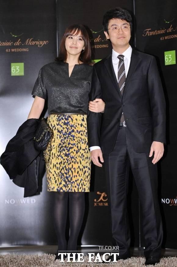 박지윤 최동석 부부가 노키즈존 식당에 아이들과 함께 방문해 논란에 휩싸였다. /더팩트 DB