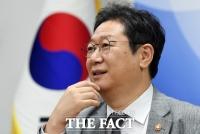 [인터뷰] 황희 문체부 장관