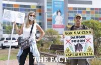 '봉쇄-해제 반복' 백신 의무화 및 방역 조치에 반대하는 캐나다 [TF사진관]