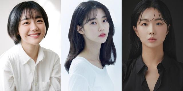 배우 소주연 정이서 조인(왼쪽부터 차례대로)이 KBS 드라마 스페셜 2021 단막극 셋 출연을 확정했다. /이앤에스, 제이와이드컴퍼니, 판타지오 제공