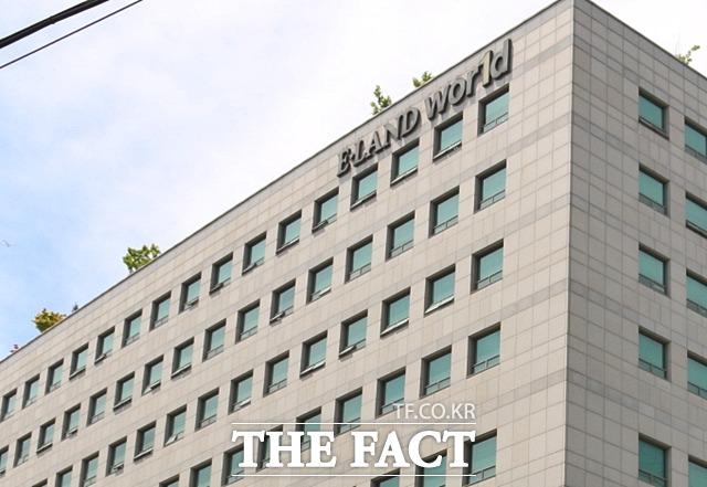 이랜드월드가 한국생산기술연구원과 함께 중소기업 제품 제안전을 진행했다. /이랜드 제공