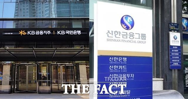 KB-신한금융, 글로벌 ESG 투자 위해 맞손