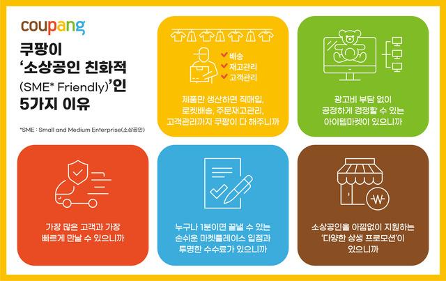 쿠팡, 소상공인 친화 전략 공개 '소상공인도 로켓 성장'