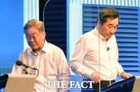 민주당 경선 막판 지지 선언도 명낙대전