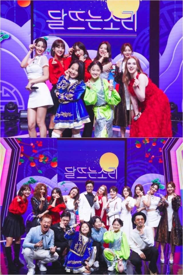 달 뜨는 소리가 TV조선 미스트롯2 멤버들을 필두로 한 음악쇼를 선보인다. /TV조선 제공