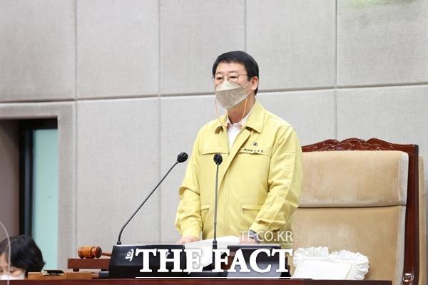 시흥시의회(의장 박춘호)가 17일 제2차 본회의를 끝으로 4일간 일정으로 열린 제291회 임시회를 폐회했다./시흥시의회제공