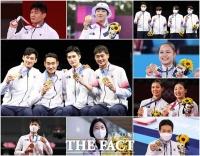 유례없는 코로나 도쿄올림픽, '국민에 위안을 건네다' [TF사진관]