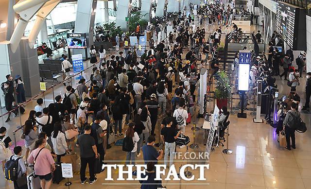 이번 추석 연휴 기간 동안 114만 명이 국내선 항공편을 이용할 전망이다.