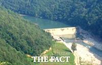 봉화 소수력발전소에서 30대 인부 보수작업중 추락