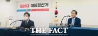 [인터뷰] 대구 초선 의원들이 보는 대구 지역 대선 후보 '홍준표'와 '유승민'의 경쟁력
