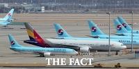 국내 항공사, 코로나19 2년 새 보유 항공기 42대 감소