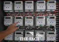 연료비 급등에 '8년만에 인상된 전기요금' [TF사진관]