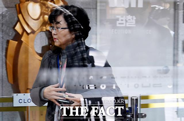 환경부 블랙리스트 사건으로 1심에서 실형을 선고받고 구속된 김은경 전 환경부 장관이 항소심에서 징역 2년을 선고받았다./이새롬 기자