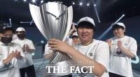 '2021 LCK 서머 결승전' 350만명 봤다…역대 최고치 기록