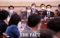 '고발 사주와 대장동 특혜 개발' 의혹, 박범계-김진욱 상대로 여야 질의 [TF사진관]