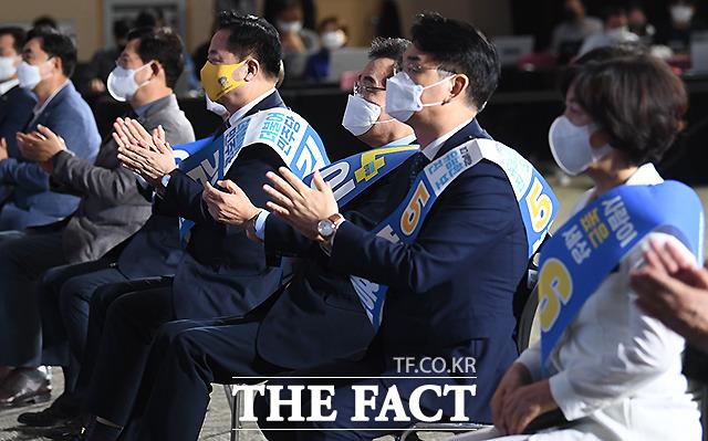 드디어 막 오른 광주·전남 경선.