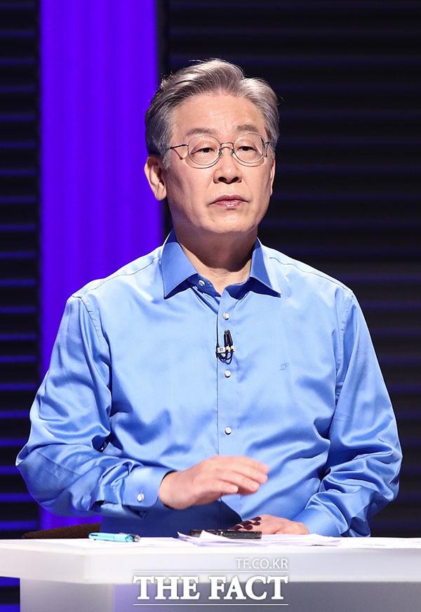 더불어민주당 대선 후보인 이재명 경기지사. /더팩트DB