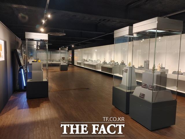 숨겨진 보물창고 '동곡박물관'…국보급 유물 '공민왕 황금잔' 등 2,500여점 소장