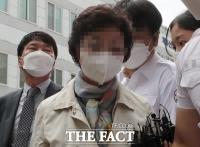 윤석열 장모 석방 뒤 첫 2심 재판…신변보호 요청