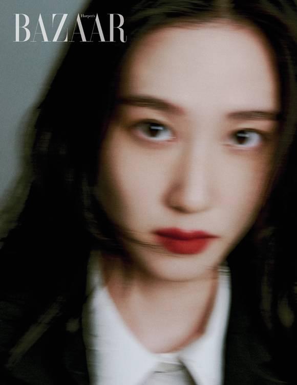 패션 매거진 하퍼스 바자가 배우 박은빈의 화보와 인터뷰를 공개했다. /에스콰이어 제공