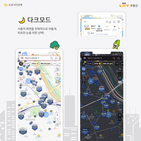 KB국민은행 리브부동산, 앱 다운로드 200만 돌파