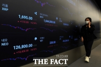 중국발 충격 이어지나…비트코인 가격 5100만 원대로