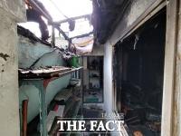대구 북구 단독주택서 불...50대 남성 사망