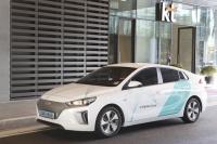 KT, 업무용 전기차 디자인 변경…