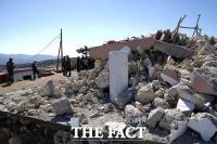 '미노스 문명'의 고향 크레타섬에서 규모 5.8 지진 발생 [TF사진관]
