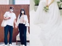 '11월 결혼' 이장원♥배다해, 웨딩사진 깜짝 공개