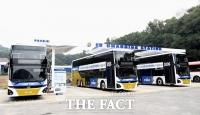 경기도, 공공버스에 친환경 2층 전기버스 첫 도입