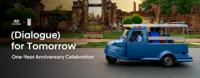 현대차, UNDP와 '포 투모로우' 프로젝트 1주년 기념행사 열어