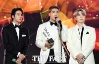 [2021 TMA] 4회 연속 대상 수상한 방탄소년단(BTS)