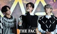 [2021 TMA] 'U+ 아이돌 Live 인기상' 수상하는 방탄소년단