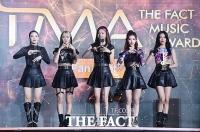 [2021 TMA] '대세 걸그룹' 있지, '올해의 아티스트' 수상