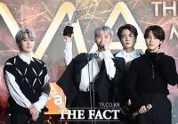 [2021 TMA] BTS, '리스너스 초이스' 수상...'상 부자들~'