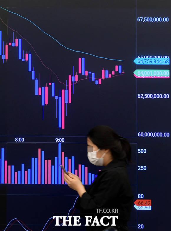 미국서 ETF 승인될까…비트코인, 6000만 원선 '코앞'