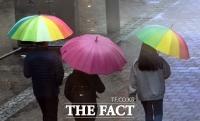 [오늘의 날씨]전국 흐린 하늘에 가을비…늦더위 지속
