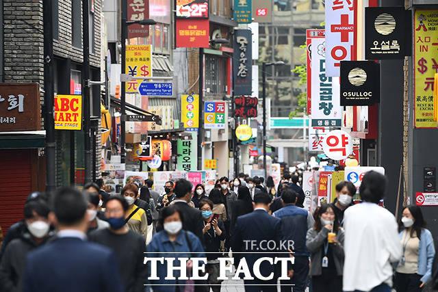 KDI '불확실성 확대로 한국 경제 회복세 둔화…하방위험 증대'
