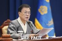 '대장동 의혹' 침묵 깬 문 대통령, 미묘한 시기