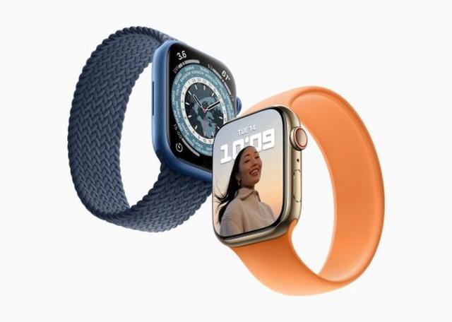 애플이 애플워치7 출시가 다가오면서 삼성전자의 갤럭시워치4와의 정면승부가 예상된다. /애플 제공