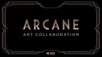 라이엇게임즈 애니 '아케인', 예술 작품으로 재탄생