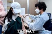 소아·청소년 코로나19 백신 접종 시작 [TF사진관]