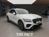 GV70, 모터트렌드 선정 '올해의 SUV' 영예